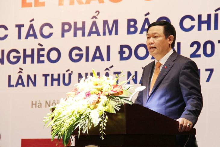 Deputi PM Vietnam, Vuong Dinh Hue: Menjamin pertumbuhan perkreditan yang menyesuaikan - ảnh 1