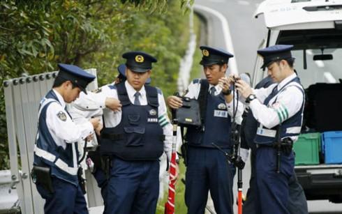 Ancaman serangan bom yang berturut-turut di Jepang - ảnh 1