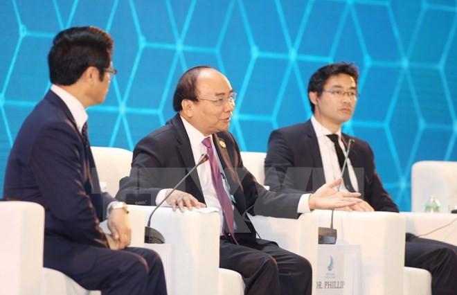 PM Vietnam, Nguyen Xuan Phuc: Satu Vietnam yang dinamis, integratif dan berkembang dan Asia-Pasifik - ảnh 1