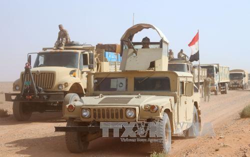 Irak menderita kerugian sebanyak kira-kira 100 miliar USD karena diduduki oleh IS - ảnh 1