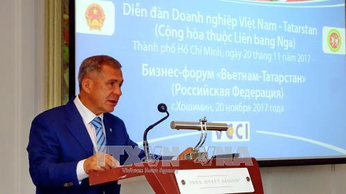 Forum Badan Usaha Vietnam – Tatarstan - ảnh 1