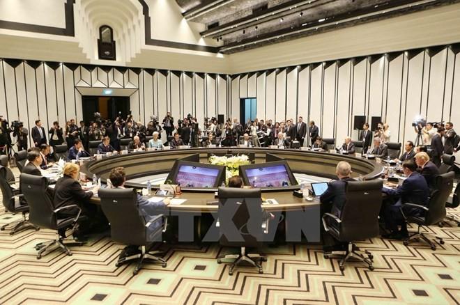 APEC 2017 : Koran Singapura menilai tinggi usaha pembaruan Vietnam - ảnh 1