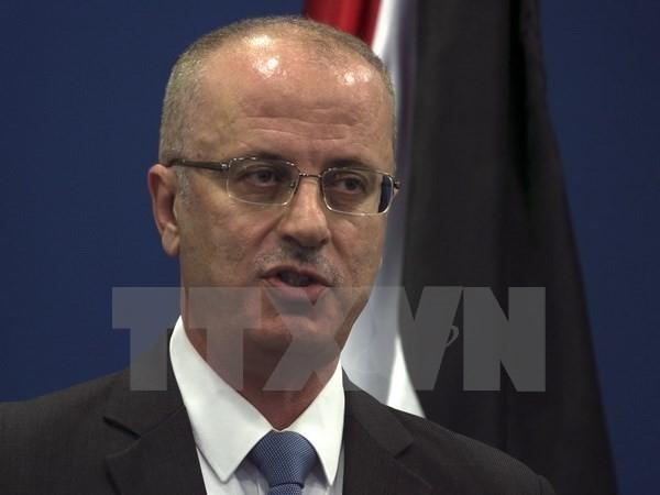 Pemerintah Palestina mendukung dialog perdamaian Hamas-Fatah - ảnh 1