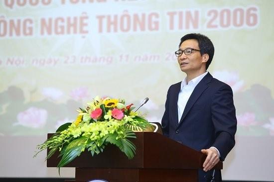 Konferensi Konklusi 10 tahun melaksanakan Undang-Undang tentang Teknologi Informasi - ảnh 1