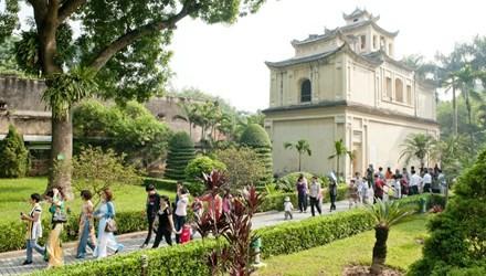 Ханой привлечет около 3,8 млн зарубежных туристов в 2016 году - ảnh 1