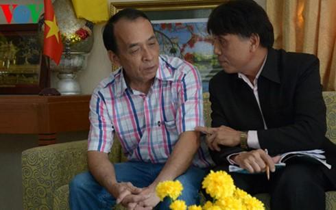 Вьетнамцы в Таиланде обращают взор на 12-й съезд КПВ - ảnh 1