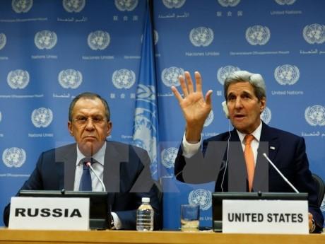 Россия и США договорились провести раунд переговоров по Сирии по намеченному плану - ảnh 1