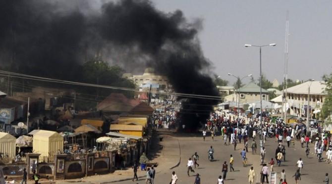 Теракты в Нигерии унесли жизни десятков человек - ảnh 1