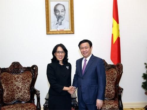 Вице-премьер CPB Выонг Динь Хюэ принял гендиректора тайской корпорации