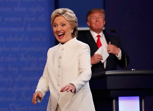 Завершились третьи дебаты между кандидатами в президенты США - ảnh 1