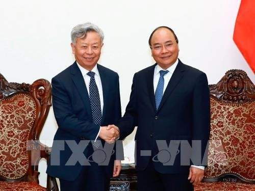 Премьер Вьетнама Нгуен Суан Фук принял председателя Банка АБИИ - ảnh 1