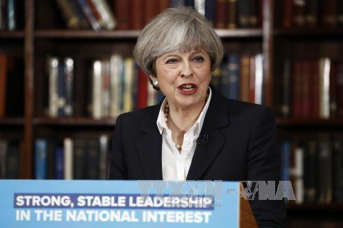 Британский премьер подтвердила, что переговоры по брекситу все равно состоятся - ảnh 1