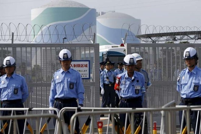 Япония впервые провела учения по противодействию терактам на ядерные базы - ảnh 1