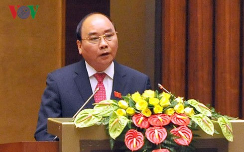 Нгуен Суан Фук принял премьер-министра Камбоджи Хун Сена - ảnh 1