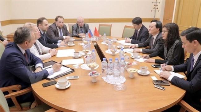 Вьетнам и Россия содействуют углублению сотрудничества в сфере образования  - ảnh 1