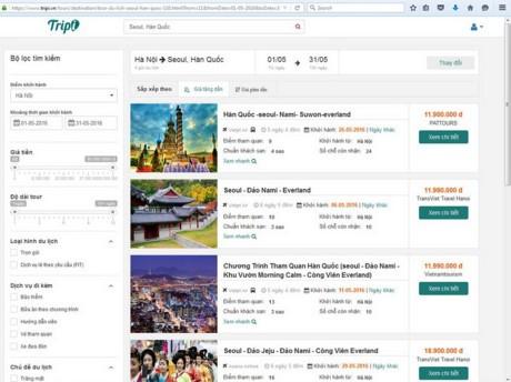 Во Вьетнаме состоялся День онлайн-туризма 2017 года - ảnh 1