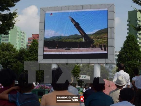 Американский чиновник предупредил о возможном проведении ракетного испытания КНДР в ближайшие дни - ảnh 1