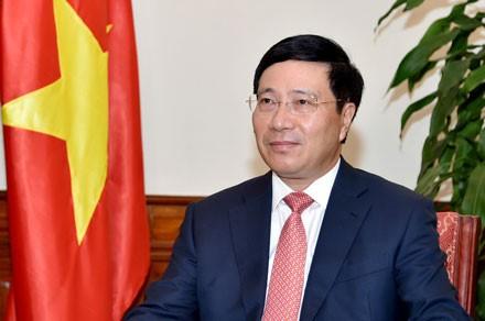 Вьетнам продолжает вносить активный вклад в развитие АСЕАН - ảnh 1