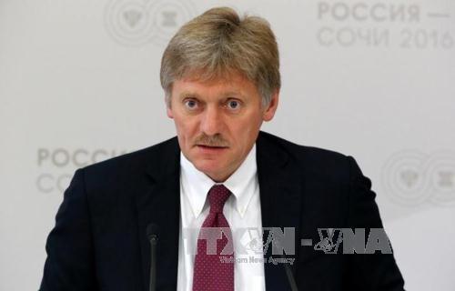 Песков: США должны повлиять на Киев для исполнения политической части минских договоренностей - ảnh 1