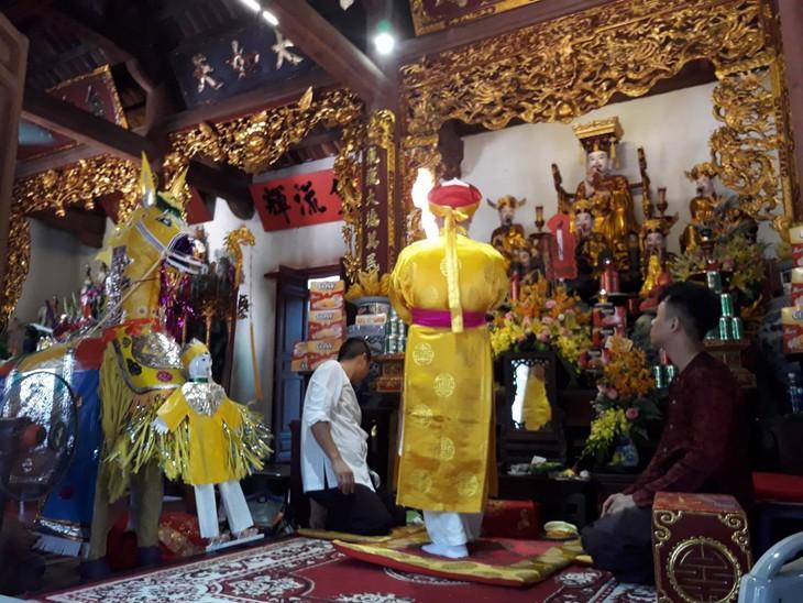 Культ богинь-матерей – особая черта вьетнамской культуры - ảnh 2