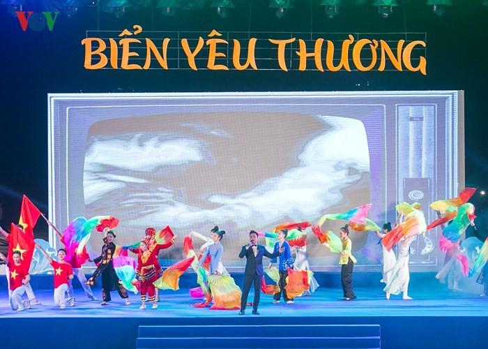 Неделя моря и островов Вьетнама: Вместе сохраним синий цвет моря - ảnh 1