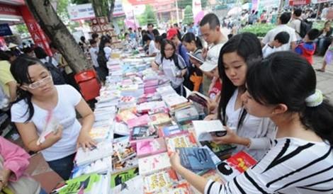 第三次越南图书日相关活动准备就绪 - ảnh 1