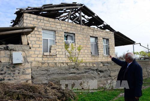 亚美尼亚与阿塞拜疆冲突及其难以预测的影响 - ảnh 2