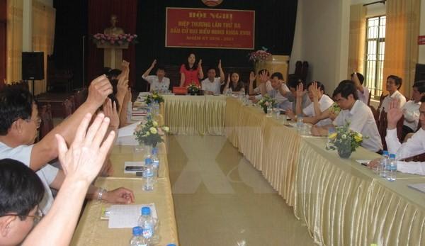 河南、河江举行第三次协商会议 - ảnh 1