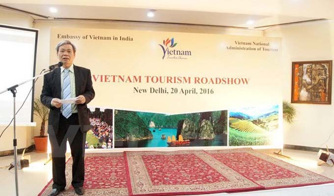在印度推介越南旅游 - ảnh 1