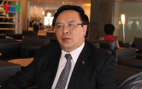 越南出席亚洲政党国际会议第9届大会 - ảnh 1