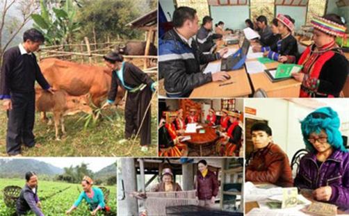 2016至2020年国家目标计划:贫困户比例年均下降1%至1.5% - ảnh 1