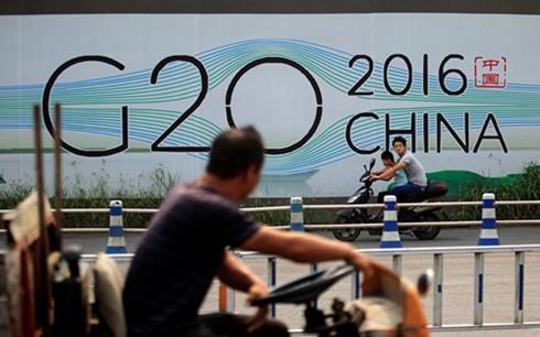 二十国集团峰会开幕 - ảnh 1