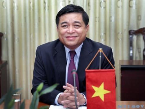 越南计划投资部部长阮志勇访问美国 - ảnh 1