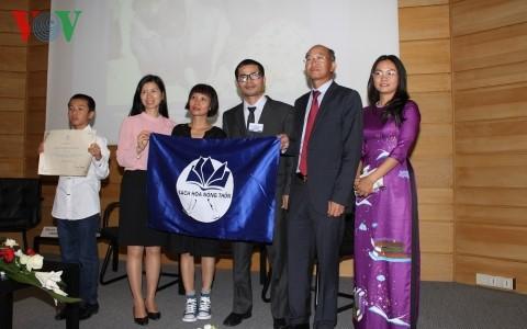 越南首次荣获联合国教科文组织扫盲奖 - ảnh 2