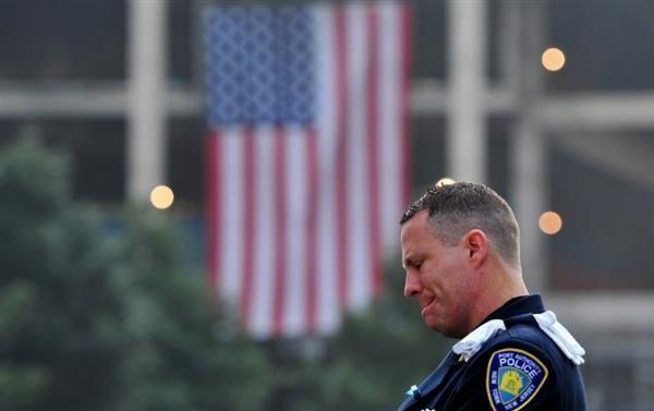 美国纪念9.11恐怖袭击事件 - ảnh 1