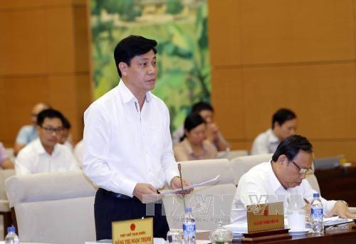 按现代方向发展越南铁路系统 - ảnh 1