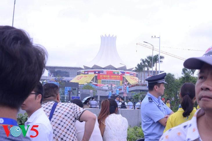 东博会:越南产品深受欢迎 - ảnh 1