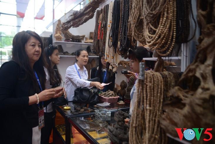 东博会:越南产品深受欢迎 - ảnh 5