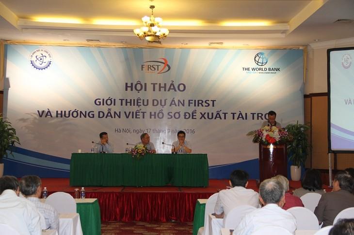 越南11个项目获得技术革新创新资助 - ảnh 1