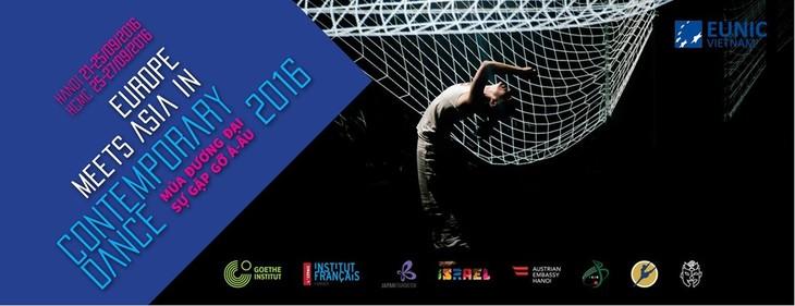 国际舞蹈节在河内开幕 - ảnh 1