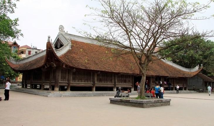 越南乡村及其面貌的构成因素 - ảnh 3