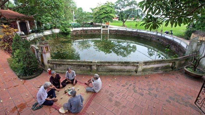 越南传统乡村的结构特征 - ảnh 2