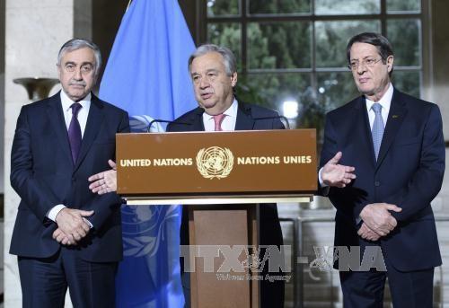 联合国秘书长古特雷斯:塞浦路斯问题会议未取得突破 - ảnh 1