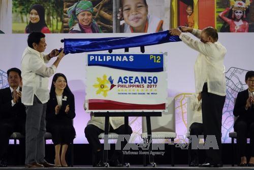 菲律宾担任东盟轮值主席国 - ảnh 1