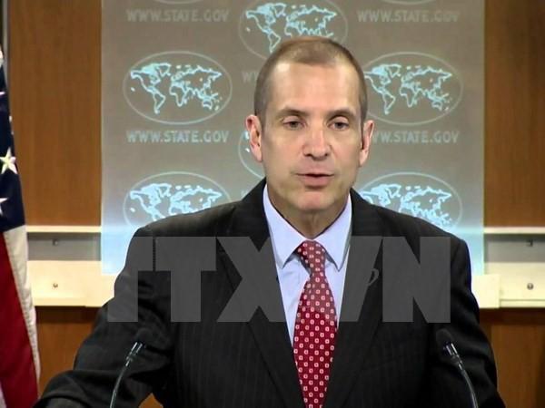 美国将不派团出席叙利亚和谈 - ảnh 1