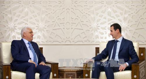 叙利亚和谈:叙政府重视谈判 - ảnh 1