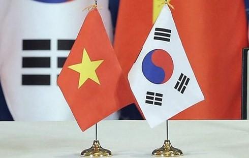 越南与韩国关系中的经济合作印迹 - ảnh 1