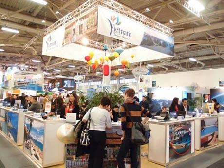 越南参加2017年国际旅游展 - ảnh 1