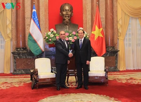 越南重视发展与乌兹别克斯坦的合作 - ảnh 1