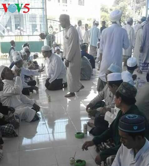 伊斯兰教圣堂——西宁省占族同胞团结的中心 - ảnh 2